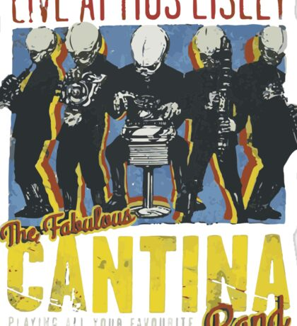 Star Wars - Cantina Band On Tour Sticker
