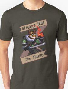 Always Fear the Flame Alt. Version T-Shirt