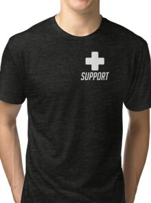 Support Player - Overwatch Tri-blend T-Shirt