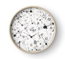 Hour background Clock