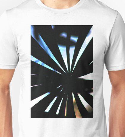 Looking through the Ferns Unisex T-Shirt