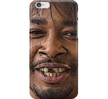 Danny Brown Cartoon Effect iPhone Case/Skin