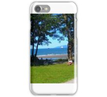 English Bay, Vancouver British Columbia iPhone Case/Skin