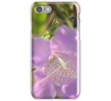 Gerardia's Neon Sign  iPhone Case/Skin