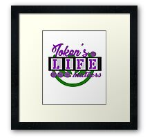 quote 212 Framed Print