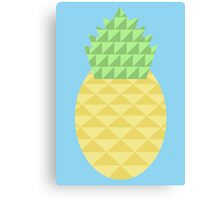 Pineapple in Small Things Canvas Print