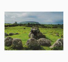 Carrowmore Megalithic Cemetery, Sligo, Ireland One Piece - Short Sleeve