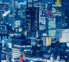 TOKYO 19 Sticker