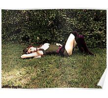 Lillian in Wonderland 4 Poster