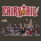 Fairy Tail Characters by Gatsumi