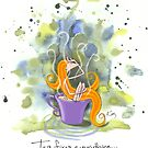 Phoebe's Tea Fix by Karen Sagovac