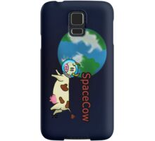 SpaceCow, lonely and bored  Samsung Galaxy Case/Skin