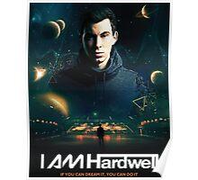 I AM HARDWELL Poster
