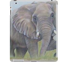 African Elephant Endangered Species iPad Case/Skin
