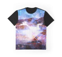 Somewhere on the Indian Ocean Graphic T-Shirt