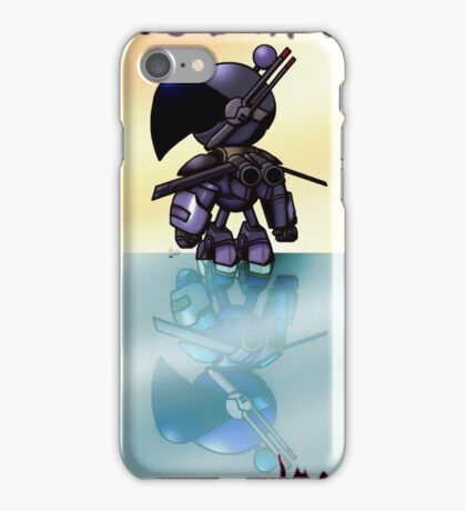 Bulzeeb/Regulus Fire And Ice Reflections (UNOFFICIAL Bomberman) iPhone Case/Skin