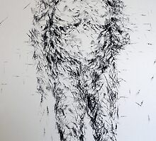 Life Drawing Study by John O'Connor