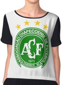 Chapecoense Chiffon Top