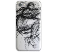 Life Drawing Study iPhone Case/Skin