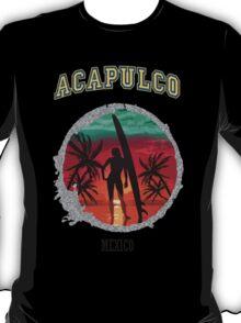 Acapuco Beach T-Shirt