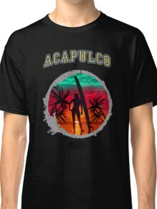 Acapuco Beach Classic T-Shirt