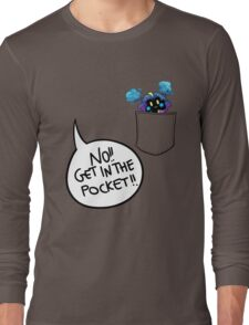 Get in the pocket!! (vr. 2) Long Sleeve T-Shirt