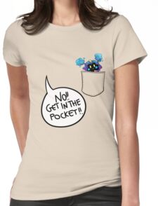 Get in the pocket!! (vr. 2) Womens Fitted T-Shirt