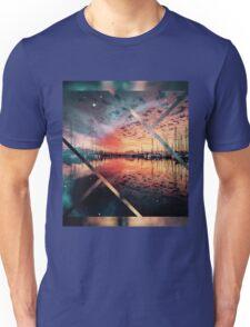Boat evening  Unisex T-Shirt