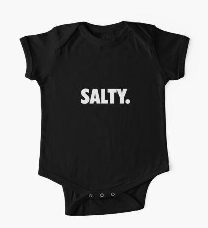 Salty. One Piece - Short Sleeve