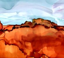 Arizona Skies by B.L. Thorvilson