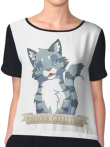 Warrior Cats: Sarcastic Jayfeather Chiffon Top