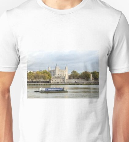 Tower of London Unisex T-Shirt