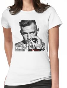 MCGREGOR Womens Fitted T-Shirt