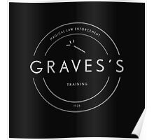Percival Graves' Magical Law Enforcement Training Poster