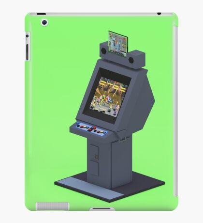 Capcom New Concept II iPad Case/Skin