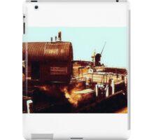 Shipyard circa 1910 iPad Case/Skin