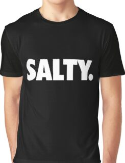 Salty. Graphic T-Shirt