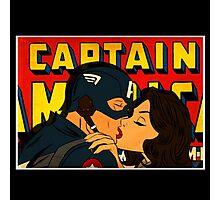 Captain Love Photographic Print