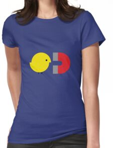 Chick magnet Womens Fitted T-Shirt