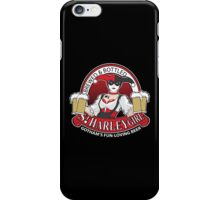 St. Harley Girl iPhone Case/Skin