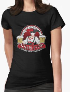 St. Harley Girl Womens Fitted T-Shirt
