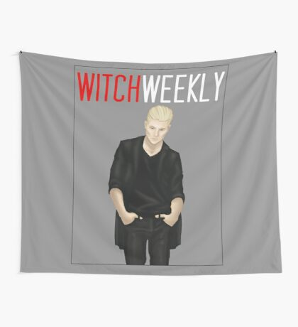 Drake Witch Weekly Wall Tapestry