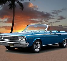 1965 Dodge Coronet 440 Convertible by DaveKoontz
