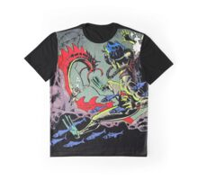 Out of This World 5, 1957 by Ditko Graphic T-Shirt
