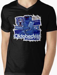 Oktoberfest / #OccupyBigBear 2014 Mens V-Neck T-Shirt