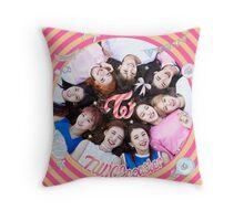 TWICE TT Throw Pillow