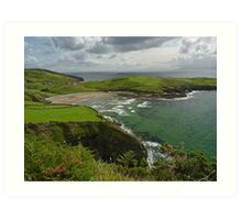 Fintra Bay - Co. Donegal Art Print
