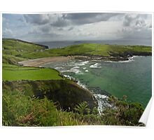 Fintra Bay - Co. Donegal Poster