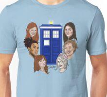Ladies Of The TARDIS Unisex T-Shirt