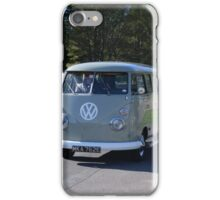 Split Screen Camper Van iPhone Case/Skin
